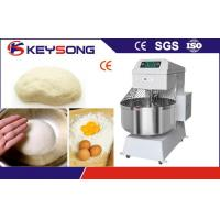 China Double speed Automatic Bakery Machine Dough Mixer For Pizza on sale