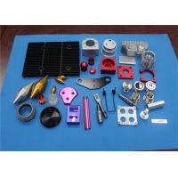 Precision CNC Turning Auto Car Parts Customized Design Various Material