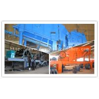 Mobile potable stone crusher for rock crushing