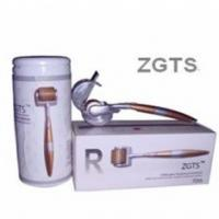 Hot - selling 1.5mm / 2.0mm ZGTS titanium alloy scientia derma roller with 192 needles