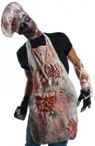 China Zombie Costumes Wholesale Adult Butcher Apron Wholesale from Manufacturer Directly on sale