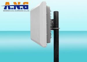 China Long Range Rfid Reader , UHF Rfid Reader With Super Anti Interference Ability on sale