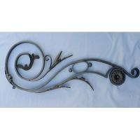 Wrought iron ornaments Wrought Iron balusters used for iron gate and staircase Steel baluster