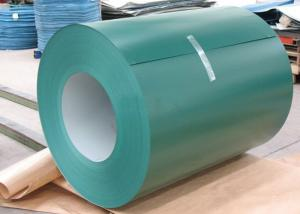 China 0.2 - 3mm Aluminum Coil Stock Eco Friendly For Construction Sandwich Panel on sale