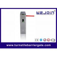 Waist Height Tripod Turnstile Barrier Gate Stainless Steel Housing Arms Auto Drop
