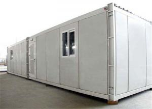Smart Demountable Prefab Residential Storage Container Homes with