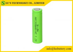 China 1300mah rechargeable cell 1.2V NI-MH battery Nickel Metal Hydride Battery AAA size battery 1300mah 1.2V nimh cell on sale
