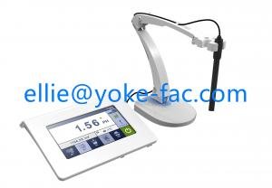 China Benchtop pH Meter Conductivity Meter with Touch Screen 0.1/0.01/0.001pH on sale