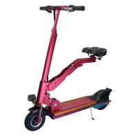 LED light Aluminium Alloy Foldable Handle Electric Motorized Bicycle E Unicycle