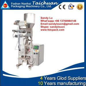 China poporn , seeds,sugar, rice packing machine ,packaging machine on sale