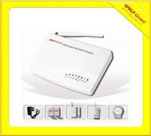 China GSM auto-dial alarm system on sale