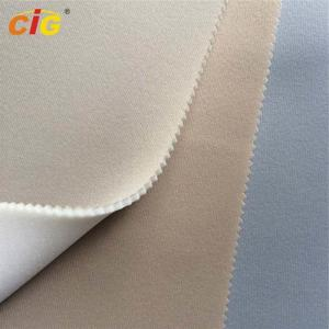 China Car Ceiling / Bus Ceiling Automotive Headliner Fabric , Custom Headliner Fabric For Luggage / Bags on sale