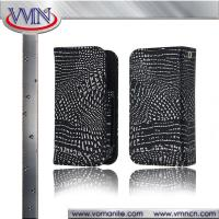 Crocodile PU leather case for IQOS Box e Cigarette Carry Pouch Bag PU Leather Material
