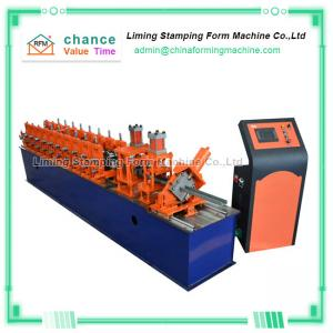 China Industry Hot Punching Can Be Customized LOGO C Stud Track Forming Machine on sale