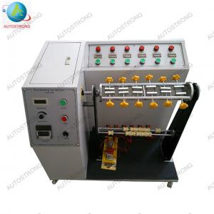 China IEC60335 Cable Bending Testing Machine/cable Flex Test Equipment UL817 Cable Bending Tester on sale