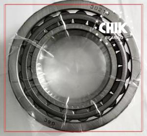 China SKF CHIK OEM chrome steel taper roller bearings P0,P6,P5 grades 30210 on sale