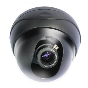 China Vandal Proof 420 TVL Color Dome Camera Varifocal With IR LED 35pcs on sale