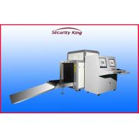 High Sensitivity X Ray Scanning Machine At Airports With Big Tunnel Size
