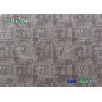 Unilin Click Carpet Grain SPC Flooring Laminate Style Vinyl Flooring 4mm / 5mm Thickness