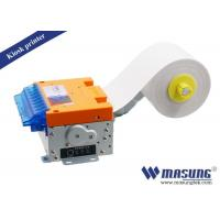 Original Design Easy Paper Loading Kiosk Thermal Printer for Ticket vendor