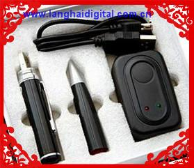 China Spy Pen Hidden Camera DVR Sound Activated 1280x960 30FPS MicroSD Memory on sale