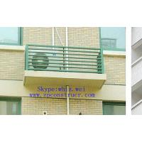 High Quality Zhongping Air-Condition Guardrail steel fence with the Height of 6-8m