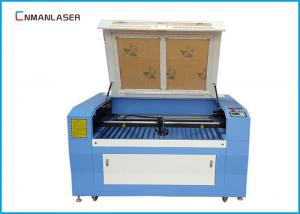 China 600*900 mm 20 KHZ- 100 KHZ CO2 100W Laser Engraving Cutting Machine For Logo Acrylic on sale