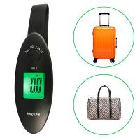 100g 40kg Travel Digital Scale Low Battery Indication For Weighing Luggage