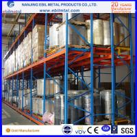 China Widely Use in Industry & Warehouse Storage Steel Push Back Racking on sale