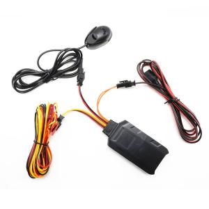 China SOS and Mic Mini GPS Tracker for Car Real Time Tracking , Personal Gps Tracker on sale