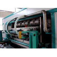 8 Faces Rotary Pulp Molded Egg Tray Machine Paper Tray Production Line