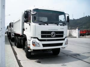 China Euro3 375HP Dongfeng Cummins Engine 6x4 Heavy Duty Dump Truck DFL3251AX on sale
