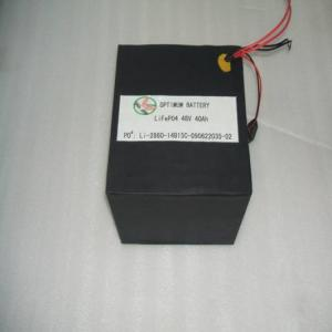 China High-Power Motorcycle Batteries Lithium For Forklift 48 Volt 40ah on sale