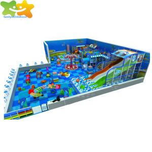 China Ocean Theme Children Commercial Toys Equipment Prices Children Indoor Playground Equipment on sale