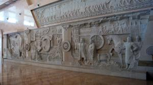 China Stone relief project for museum on sale