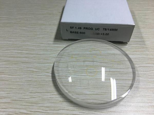 55b564107a Progressive Varifocal Vision Semi Finished Lens Blanks Multifocal Uncoated  1.499 Images