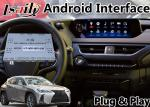 Lsailt Android 9.0 Multimedia Video Interface GPS Navigation Box For Lexus UX200 Touchpad Control