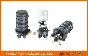 China Vertical Mechanical FTTH Mini Dome Fiber Optic Splice Closure 48 Core PC IP68 on sale