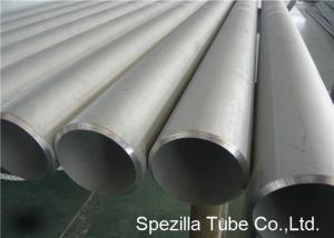 China Grade 316 Stainless Steel Tubing , seamless stainless tube ASME SA312 / ASTM A312 1/8'' - 24'' on sale