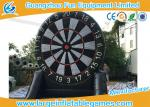 China Single Side Commercial Inflatable Dart Board Dart Games For Kids Games 4mH wholesale