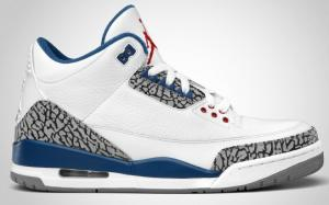 China Nike Air Jordan 3 Shoes 1:1 Quality 003 on sale