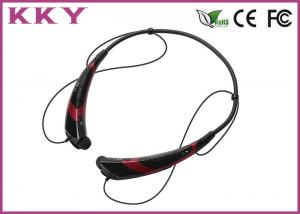 China Fashionable Bluetooth Retractable Headphones , Sports Neckband Headphones on sale