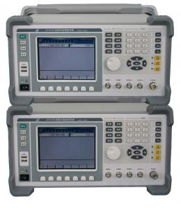 China Digital Step Microwave Signal Generator 1Hz Frequency Resolution on sale