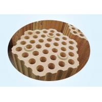 Lattice Fire Clay Bricks For Checker In Upper Part Of Hot Stove Regenerator