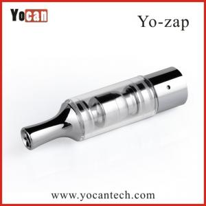China HIGH technology hookah vaporizer Yo-zap with fashionable design cloud vaporizer for sale oil vaporizer cartridge on sale