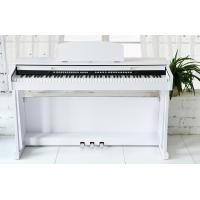 Hotsale White Polished 88 Key Digital Piano 88 Notes Electronic Piano With Hammer Action Keyboard DP8830A