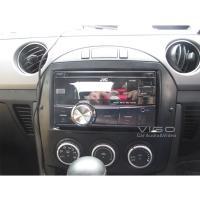Car Radio Fascia for MAZDA MX-5 Miata Stereo Installation Facia Trim Dash Kit 11-176