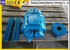 China Twin Lobe Positive Displacement Blower For Pipe Clearing Back Washing on sale