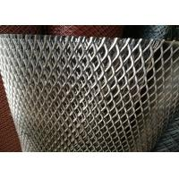 Heavy Duty Expanded Metal Mesh 6mm Thickness 11.5kgs / M2 For Protection Zoo