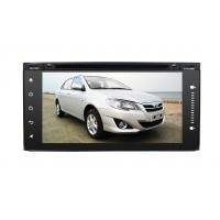 China 1GB / 2GB RAM Car DVD Player Multi - Way CVBS Input For Toyota Universal GPS Navugation on sale